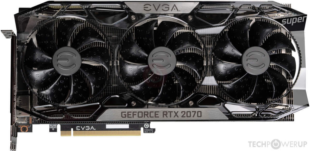 EVGA RTX 2070 SUPER FTW3 Ultra Specs | TechPowerUp GPU Database