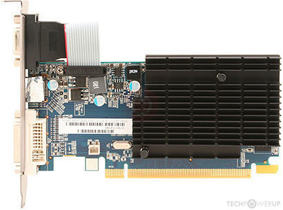 Radeon HD5450 PCIe 1GB DDR3
