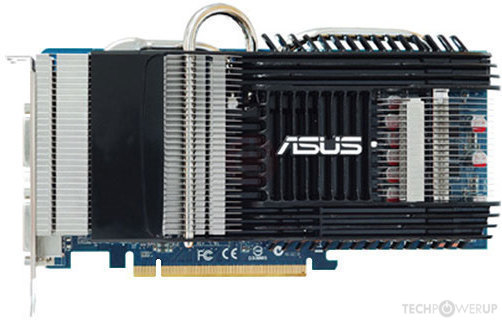 Asus GeForce 9600GT EN9600GT SILENT/HTDI/512M Driver Windows