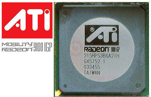 DRIVER FOR ATI RADEON 9100 IGP