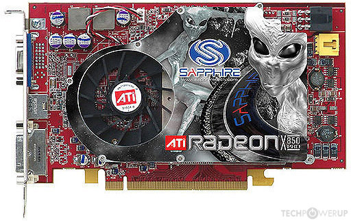 Driver: ATI Radeon X850 Pro Graphics