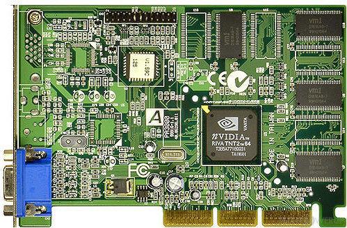 NVIDIA TNT2 MODEL 64 VGA BIOS DRIVERS DOWNLOAD (2019)