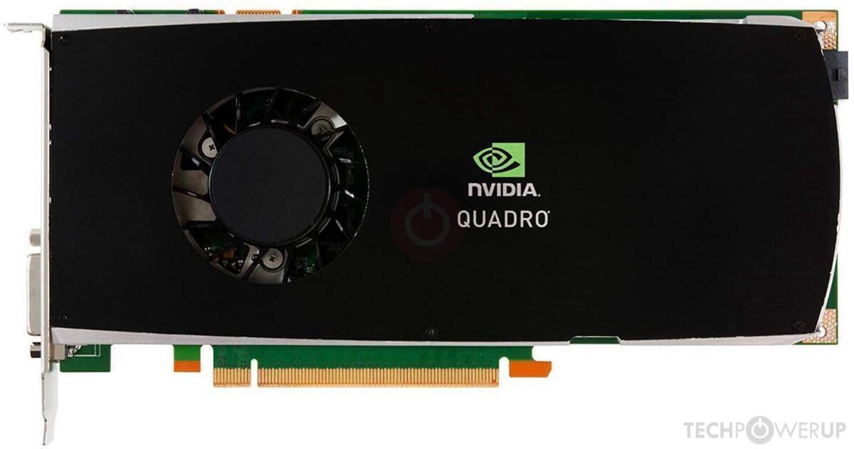 NVIDIA Quadro FX 3800 Specs | TechPowerUp GPU Database