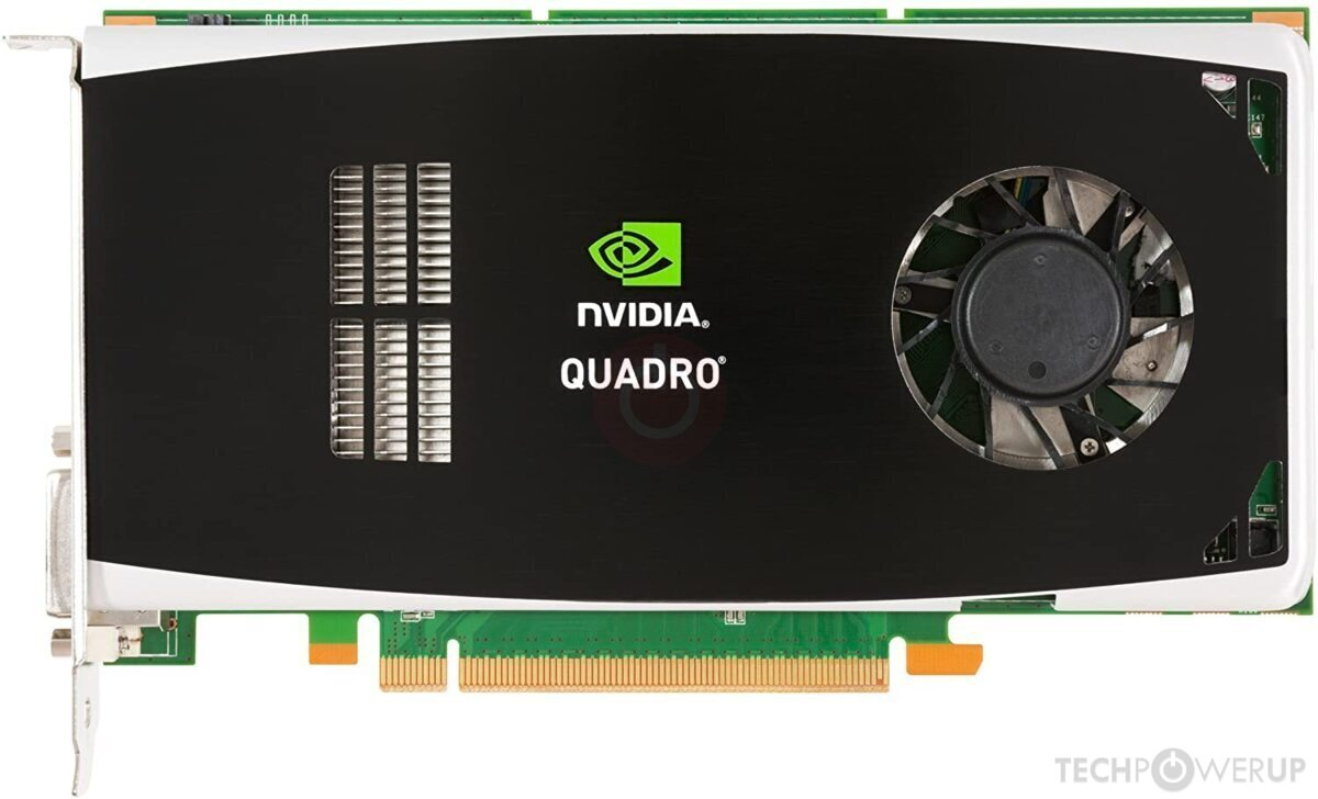 NVIDIA Quadro FX 1800 Specs | TechPowerUp GPU Database