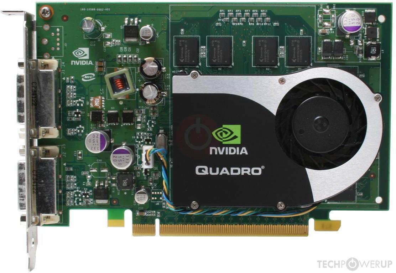 NVIDIA Quadro FX 570 Specs | TechPowerUp GPU Database