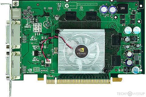 NVIDIA Quadro FX 560 Specs | TechPowerUp GPU Database