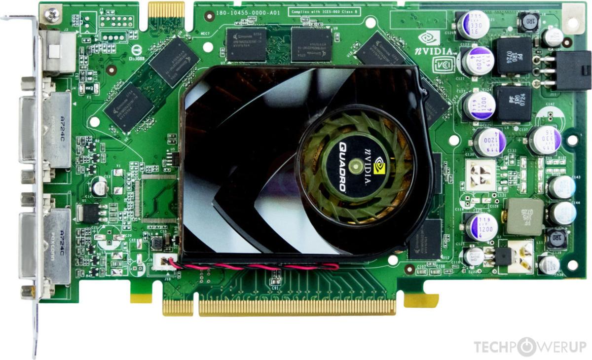 NVIDIA Quadro FX 3500 Specs | TechPowerUp GPU Database