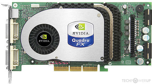 NVIDIA Quadro FX 4000 Specs | TechPowerUp GPU Database