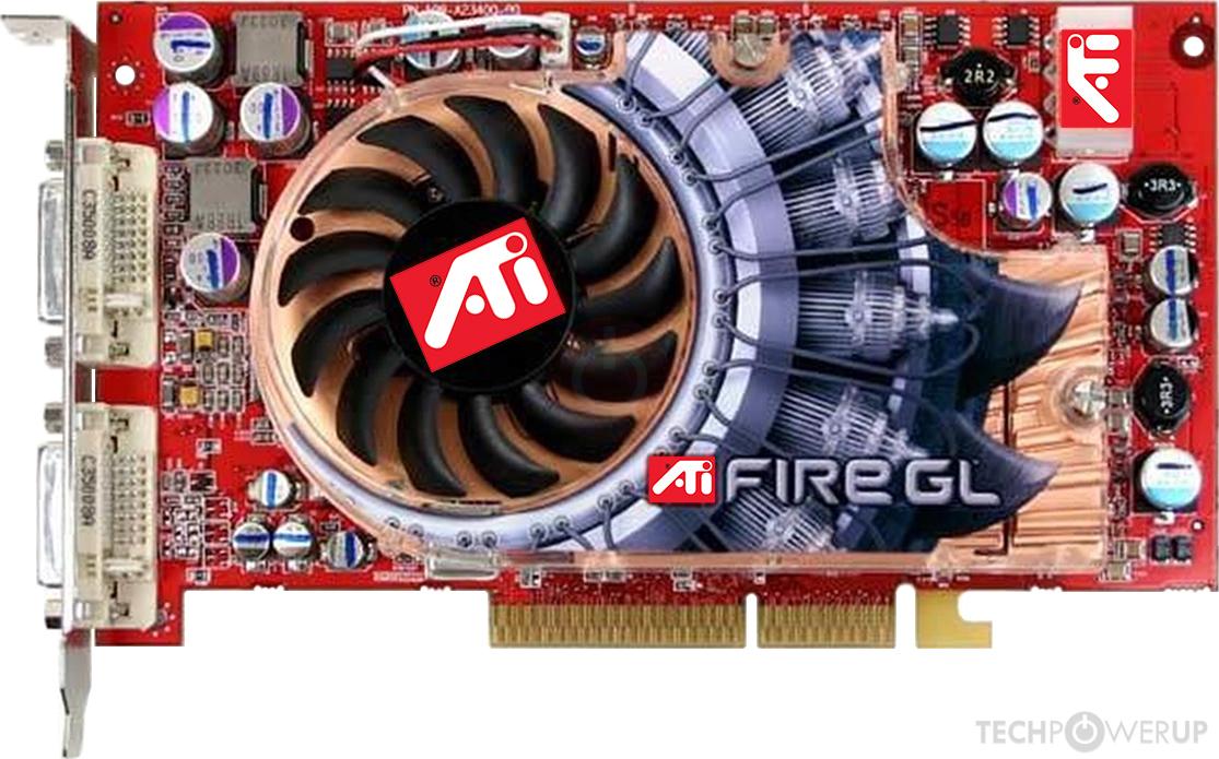 ATI FIREGL X2-256 WINDOWS 7 DRIVER