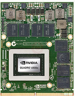 NVIDIA Quadro 4000M Specs | TechPowerUp GPU Database