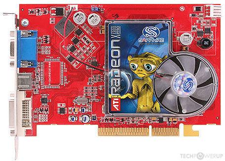 ATI RADEON X1300 PRO AGP 256MB DRIVERS PC