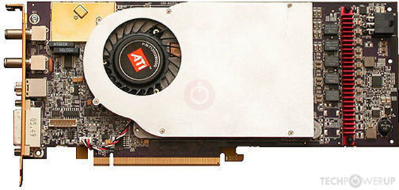 ATI All-in-Wonder X1900 Drivers for PC