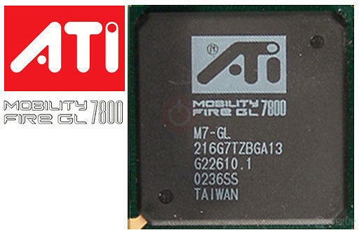 DOWNLOAD DRIVERS: ATI FIREGL 7800
