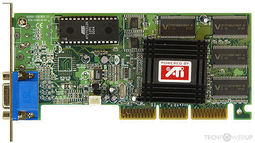 ATI RAGE 128 ULTRA 32MB AGP VGA VIDEO CARD DESCARGAR DRIVER
