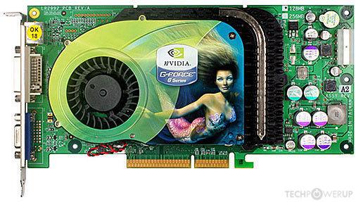 XFX GEFORCE 6800 DESCARGAR CONTROLADOR
