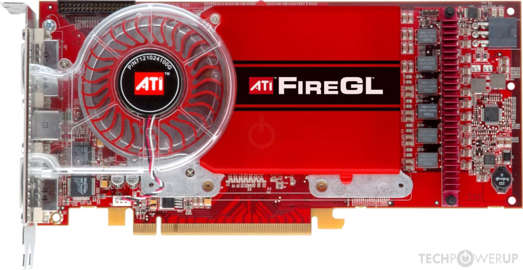 ATI FireGL Unified Drivers Update
