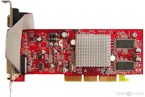 ATI RADEON 9200 AGP 128MB WINDOWS VISTA DRIVER