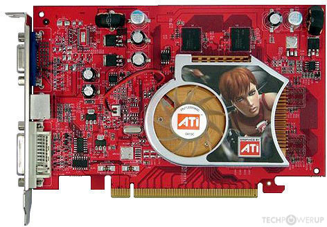ATI RADEON X550 VIDEO DRIVER DOWNLOAD FREE