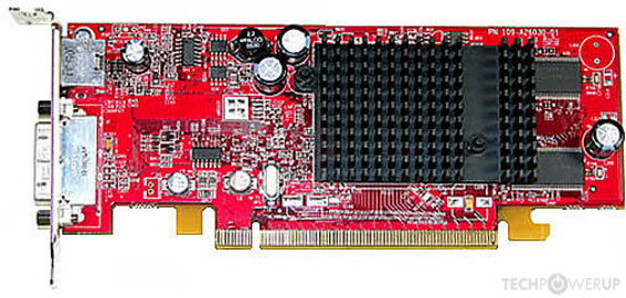 ATI RADEON X600 XT 256MB DRIVER FOR WINDOWS 7
