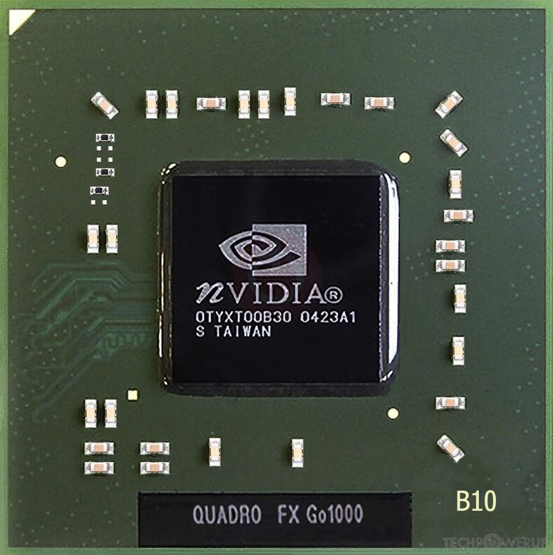 NVIDIA QUADRO FX GO1000 WINDOWS DRIVER