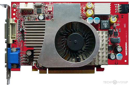 NVIDIA GeForce 6700 XL Specs   TechPowerUp GPU Database
