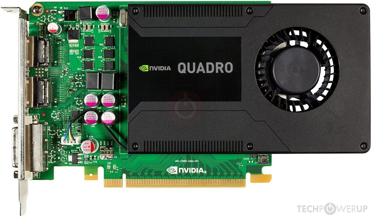 NVIDIA Quadro K2000 Specs | TechPowerUp GPU Database