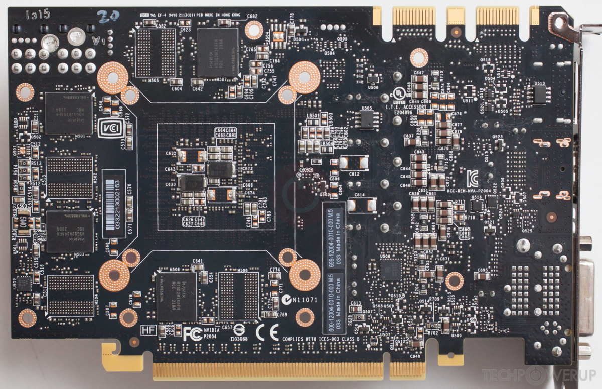 NVIDIA GeForce GTX 760 Specs | TechPowerUp GPU Database