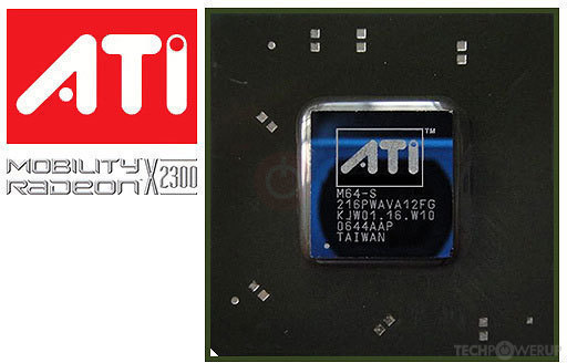 ATI MOBILITY RADEON X2300 UPDATE DRIVER DOWNLOAD