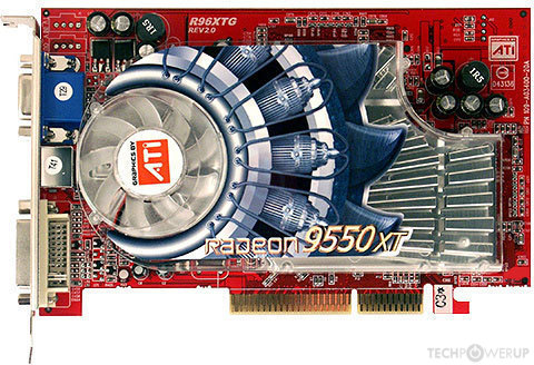 RADEON 9550SE WINDOWS 8 X64 TREIBER