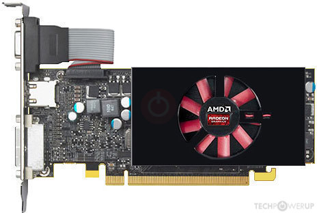AMD Radeon R7 240 OEM Specs | TechPowerUp GPU Database