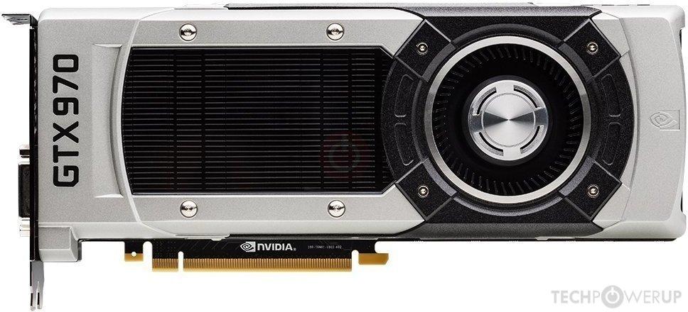 NVIDIA GeForce GTX 970 Specs | TechPowerUp GPU Database