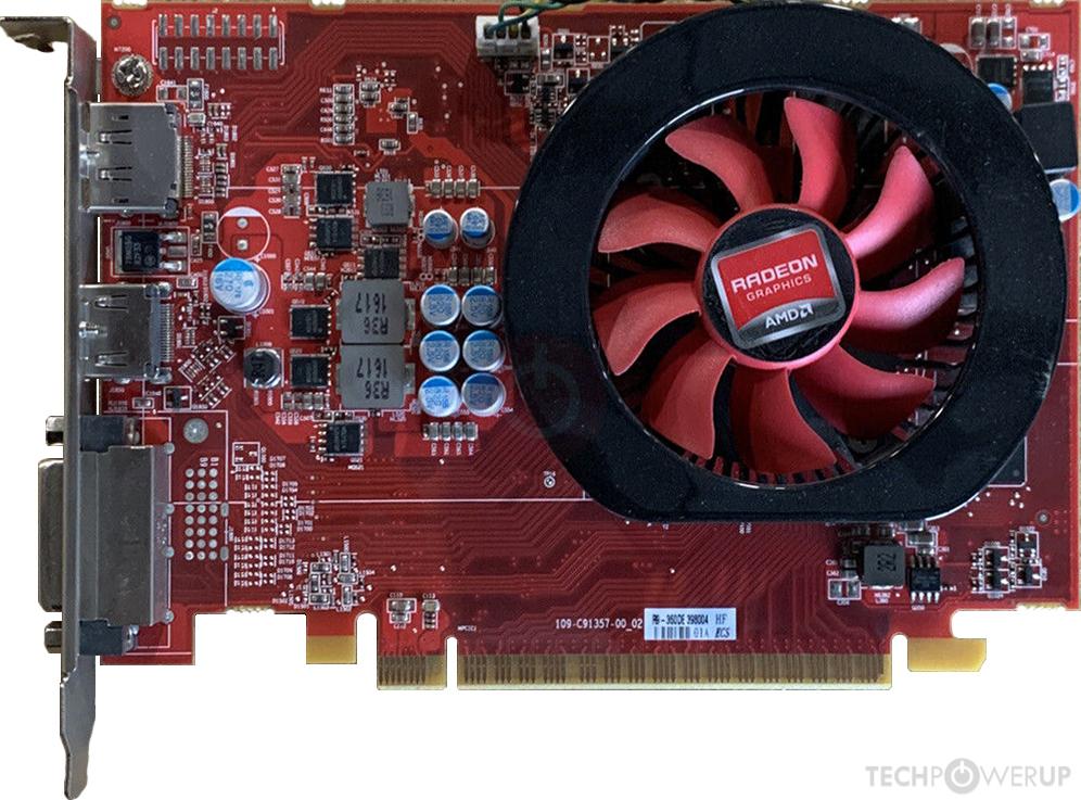 AMD Radeon R9 M360 64x