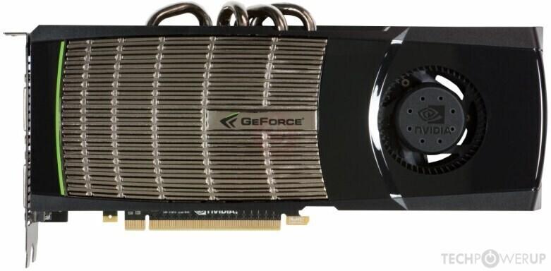 NVIDIA GeForce GTX 480 Specs | TechPowerUp GPU Database