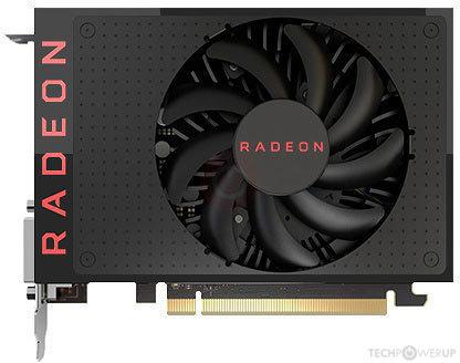 AMD Radeon RX 460 Specs | TechPowerUp GPU Database