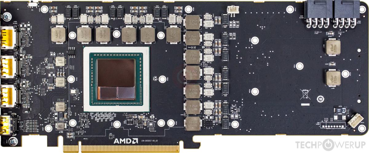 Amd Radeon Rx Vega 64 Specs Techpowerup Gpu Database
