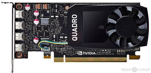 NVIDIA Quadro P600 Specs | TechPowerUp GPU Database