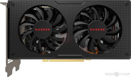 Amd Radeon Rx 580 Specs Techpowerup Gpu Database