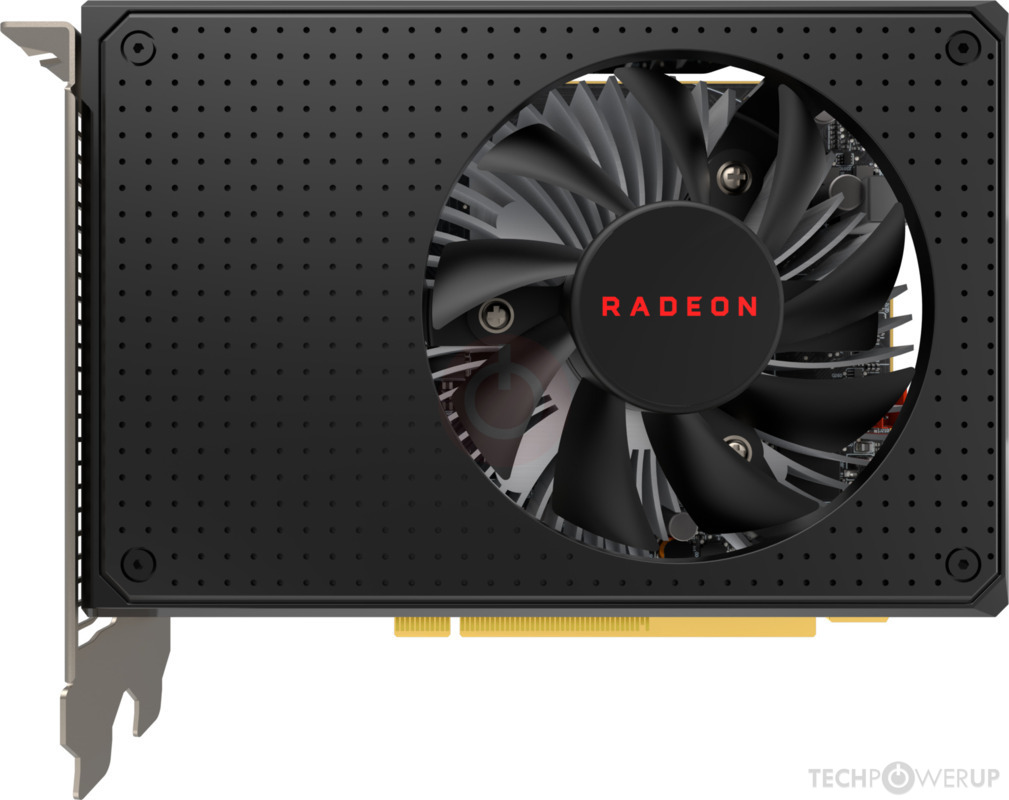 AMD Radeon RX 550 Specs | TechPowerUp GPU Database