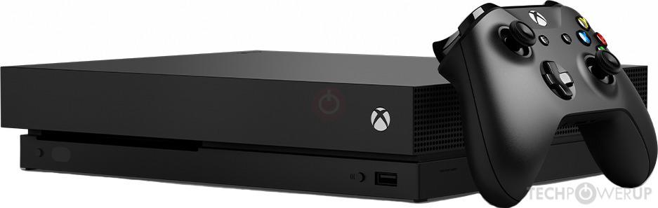 AMD Xbox One X GPU Specs | TechPowerUp GPU Database