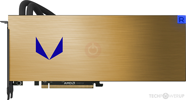 AMD Radeon Vega Frontier Edition Watercooled Specs | TechPowerUp GPU