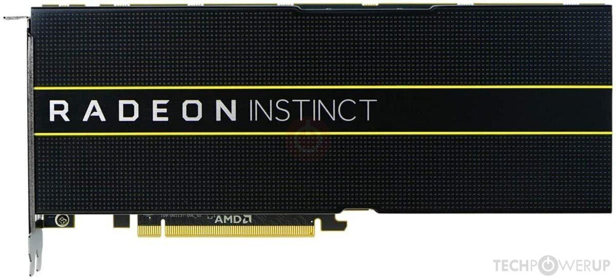AMD Radeon Instinct MI25 Specs | TechPowerUp GPU Database
