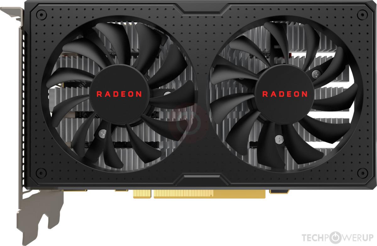 ... AMD Radeon RX 560 AERO ITX OC 4G GDDR5 PCI Express 3.0 Graphics Card MSI