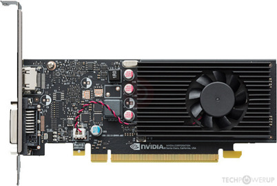 NVIDIA GeForce GT 1030 DDR4 Specs | TechPowerUp GPU Database