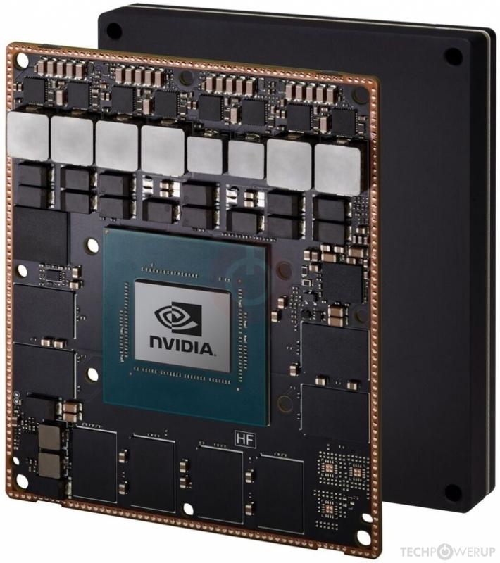 NVIDIA Jetson AGX Xavier Specs | TechPowerUp GPU Database