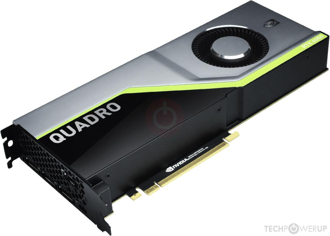 NVIDIA Quadro RTX 6000 Specs | TechPowerUp GPU Database