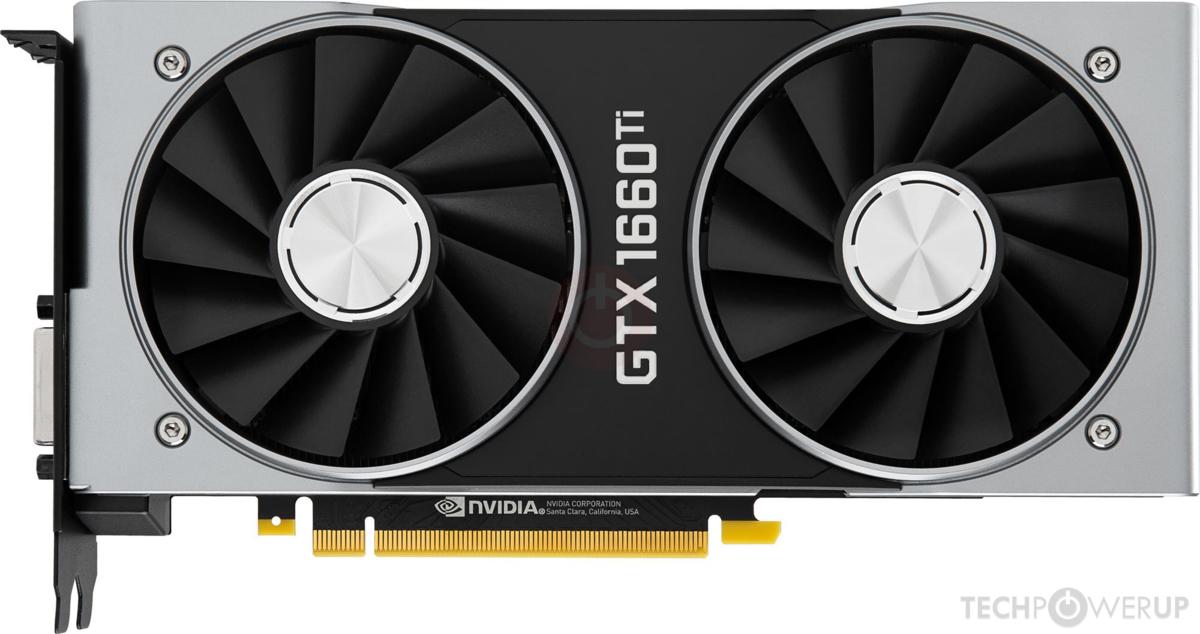 NVIDIA GeForce GTX 1660 Ti Specs | TechPowerUp GPU Database