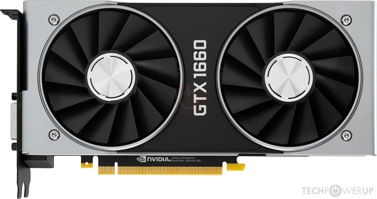 NVIDIA GeForce GTX 1660 Specs | TechPowerUp GPU Database