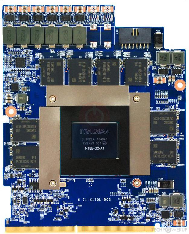 NVIDIA GeForce RTX 2070 Max-Q Specs | TechPowerUp GPU Database