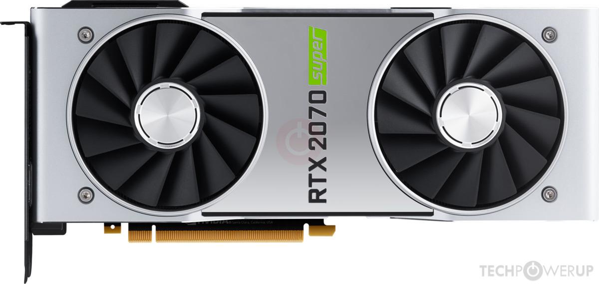 NVIDIA GeForce RTX 2070 SUPER Specs | TechPowerUp GPU Database