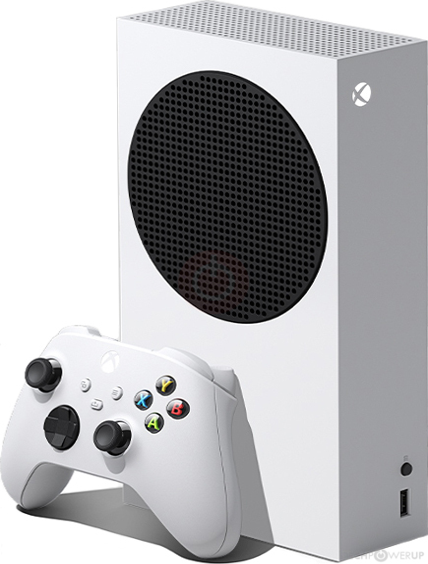Amd Xbox Series S Gpu Specs Techpowerup Gpu Database